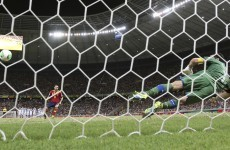 Spain beat Italy in best shoot-out ever to reach Confederations Cup final