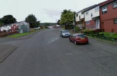 Three men each shot twice in the leg in west Belfast