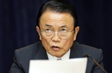 Japanese minister: 'Our banks escaped crisis because we can't speak English'