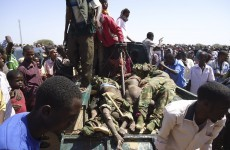 More than 50 peacekeepers killed in Somalia fighting