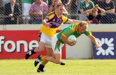 Remember the last time Meath and Wexford met in the Leinster championship?