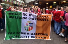 """It'll be a cauldron of noise"" Waltzing O'Driscoll girls primed for 2nd Test battle"