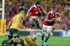 'If the Lions don't win tomorrow, I fear for the series' - David Wallace