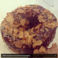 Irish people were tasting cronuts today and here's how it went