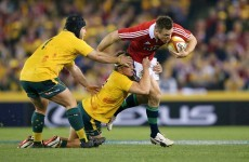 As it happened: Lions v Australia, Second Test – 2013 Tour