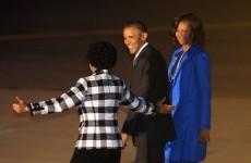 Obama to meet Mandela's family - but won't visit him in hospital