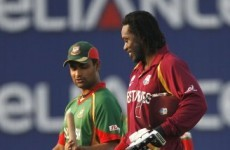 Bangladesh fans stone West Indies bus after heavy defeat
