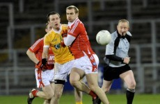 Fits and starts enough for Louth to see off Antrim
