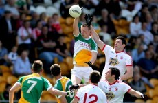 Tyrone cruise to football qualifier win over Offaly by 22 points