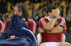 If you can bear to watch... here are the highlights of the Lions' loss to Australia