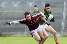 5-star Mayo Minors overcome Galway after extra-time
