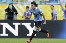 Cavani scores a brilliant free-kick but Uruguay lose out on penalties