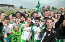 In pics: London celebrate making their first ever Connacht final