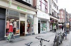 Councillors vote NOT to ban charity shops on Grafton St