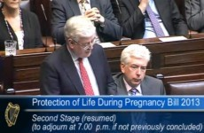 Gilmore: Abortion bill will 'fall short' on hard cases - but I'm voting for it