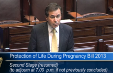 'A slur on the women of Ireland': Shatter slams abortion bill opponents