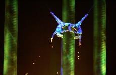 Cirque du Soleil performer plummets to death during Vegas show
