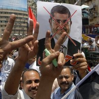 Egypt army threatens action in 48 hours if Morsi fails to resign