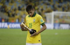 Barca's Neymar, Alba to have tonsils removed