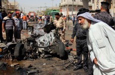 33 dead in Iraq attacks, including suicide bomb at funeral