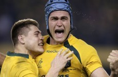 Wallabies captain James Horwill cleared of stamping charge