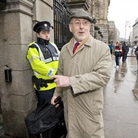 Patrick Honohan gives unexpectedly frank answers about bank crisis…