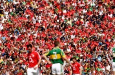 The Cork footballers' setbacks since they last won in Killarney in 1995