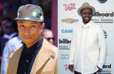 "Will.i.am tried to sue Pharrell for using the phrase ""I am"""