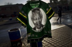 Shops cashing in on Mandela illness with merchandise