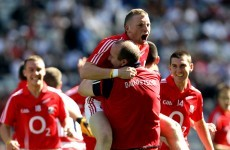 The 2010 Cork minor players who have become current senior stars