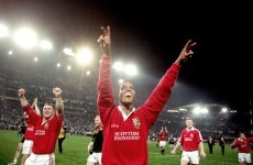 Tips on clinching a Lions series from the 1997 drop goal hero