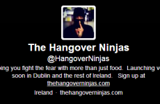 HANDBAGS! The Hangover Delivery Service has a rival already