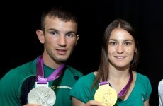 Ireland's Nevin and Taylor top latest world boxing rankings