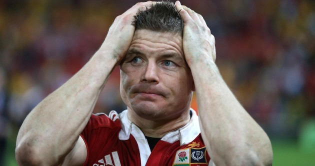 A sad, harsh end for Brian O'Driscoll as Gatland backs his Welsh boys