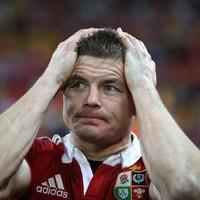 A sad, harsh end for Brian O'Driscoll as Gatland backs his Welsh boys
