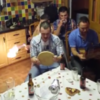 Donegal lads stage their own rally race ... in their kitchen