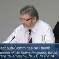 Two TDs vote to remove suicide clause from abortion bill