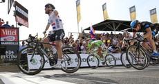 Sprint finish: Cavendish explodes into life on Tour