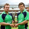 Irish cricketers take over Lord's... for a few minutes anyway