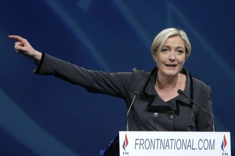 Far-right leader Marine Le Pen is the most popular potential candidate in France's presidential election, according to a new opinion poll.