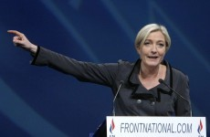Le Pen takes surprise lead in French presidential polling