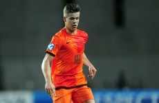 Chelsea agree deal for Dutch midfielder Van Ginkel