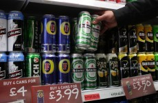 Minimum pricing for alcohol plan to be launched in Northern Ireland