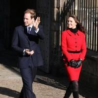 Wedding dress report sees the new Queen in McQueen
