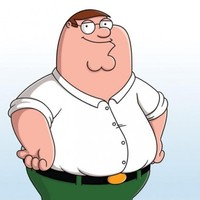 Meet Peter Griffin from Family Guy... in real life