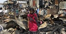 Slumdog Millionaire star's awards destroyed in house fire