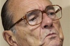 Former French president Jacques Chirac faces corruption trial