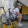 'I don't want to use this f****** bike!' Cavendish furious after bad day at office