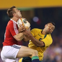 O'Driscoll recall rumours prove false but Bowe is 'ready to play rugby'