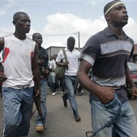 Ivory Coast violence continues, rebels claim capture of town